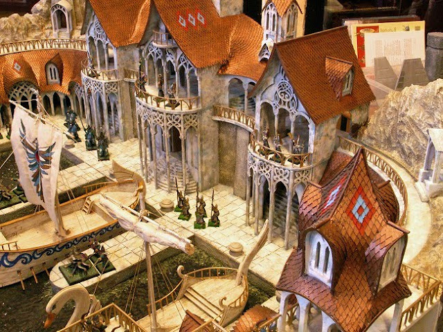 Professional Warhammer Terrain and Scenery