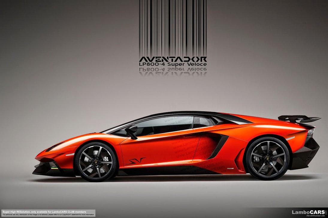 Lamborghini Superveloce Model Paling Emosi