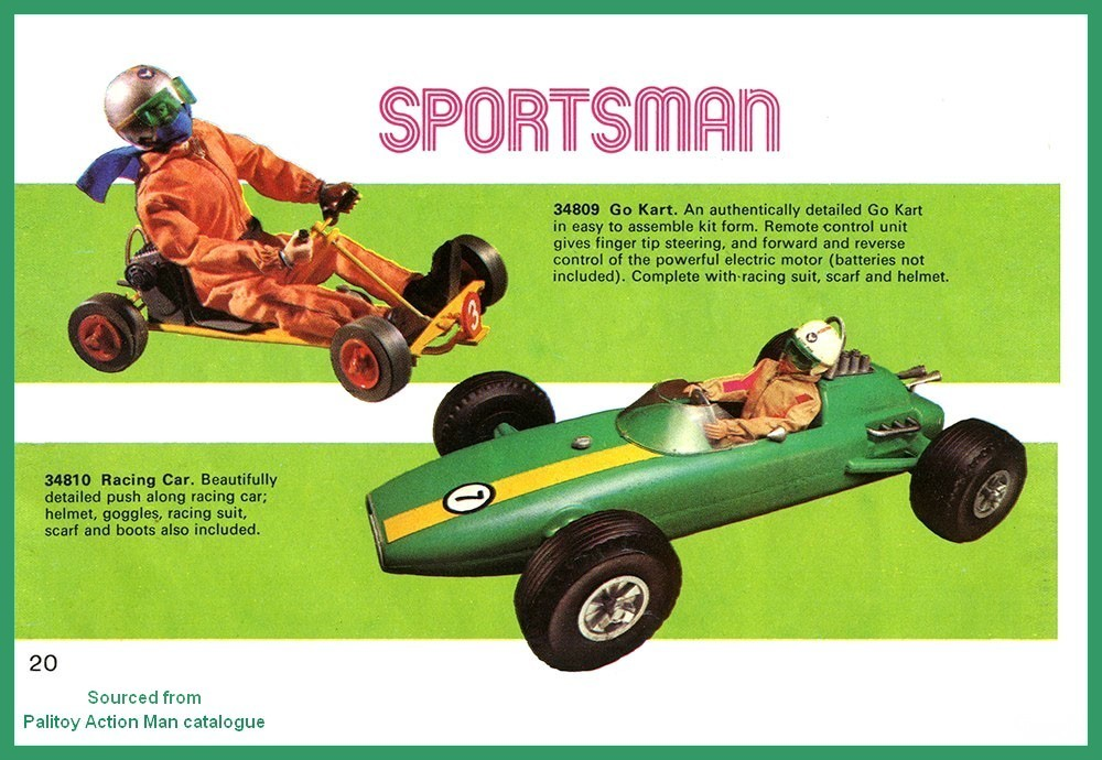 ... Was A Dynamically Dangerous Environment, Often Filled With Hazards Such  As Saboteur Siblings And Pursuing Pets. Good Examples Of The Racing Car Are  Now ...
