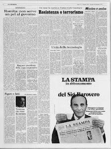 LA STAMPA 29 DICEMBRE 1977