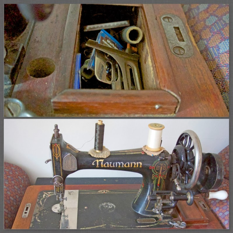nauman sewing machine
