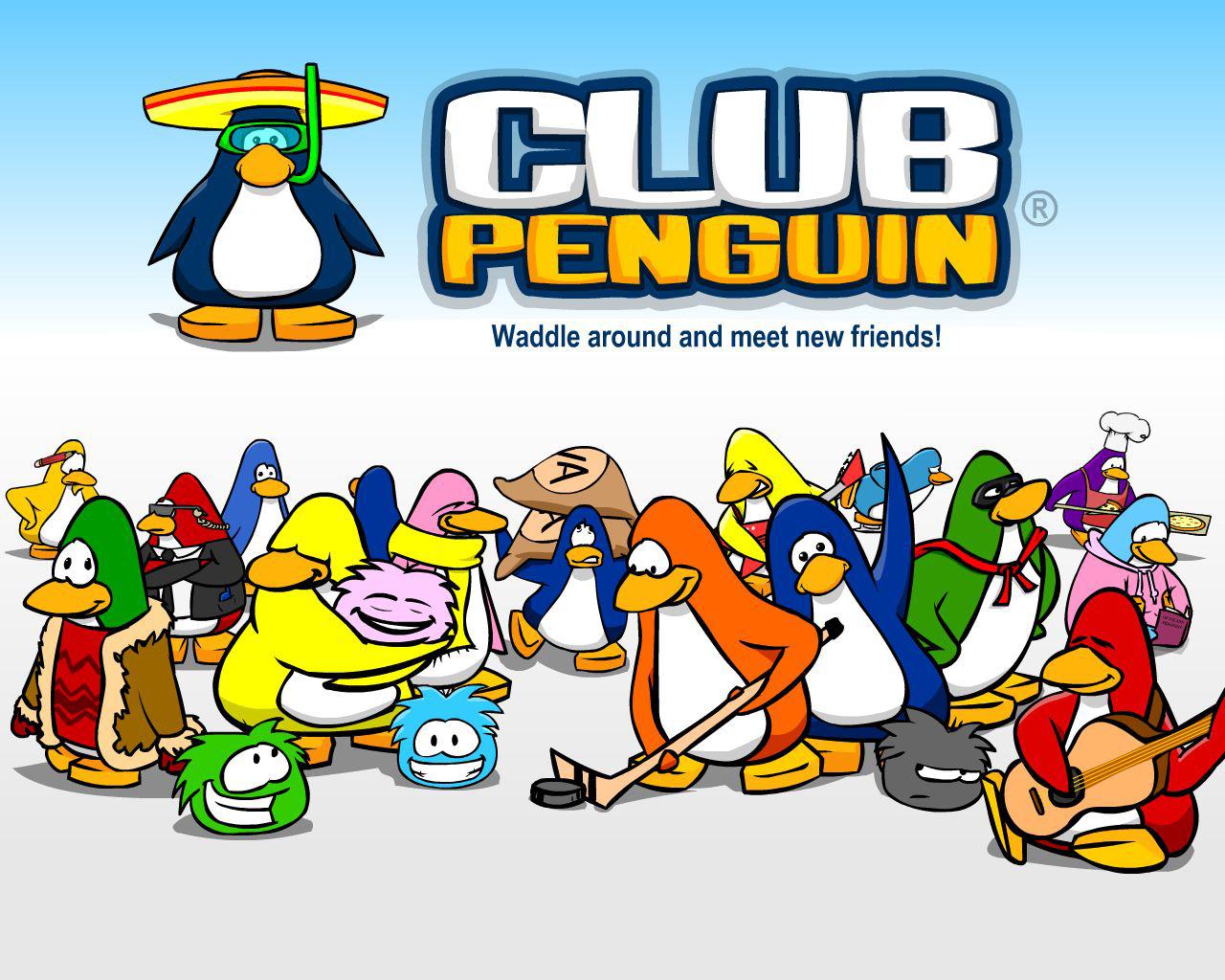 Club Penguin cp picture