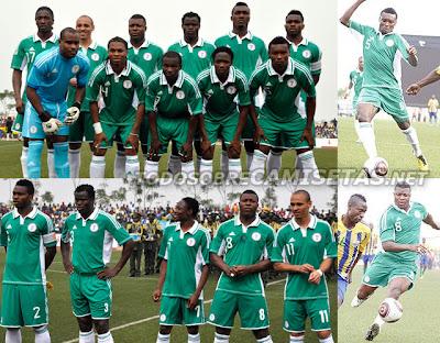 La Nueva Camiseta De Nigeria