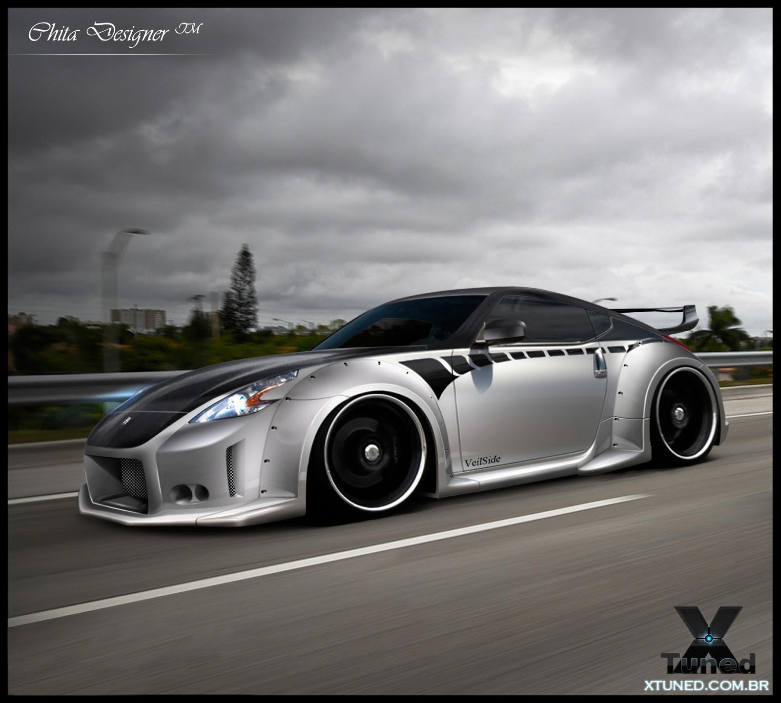 Veilside Car