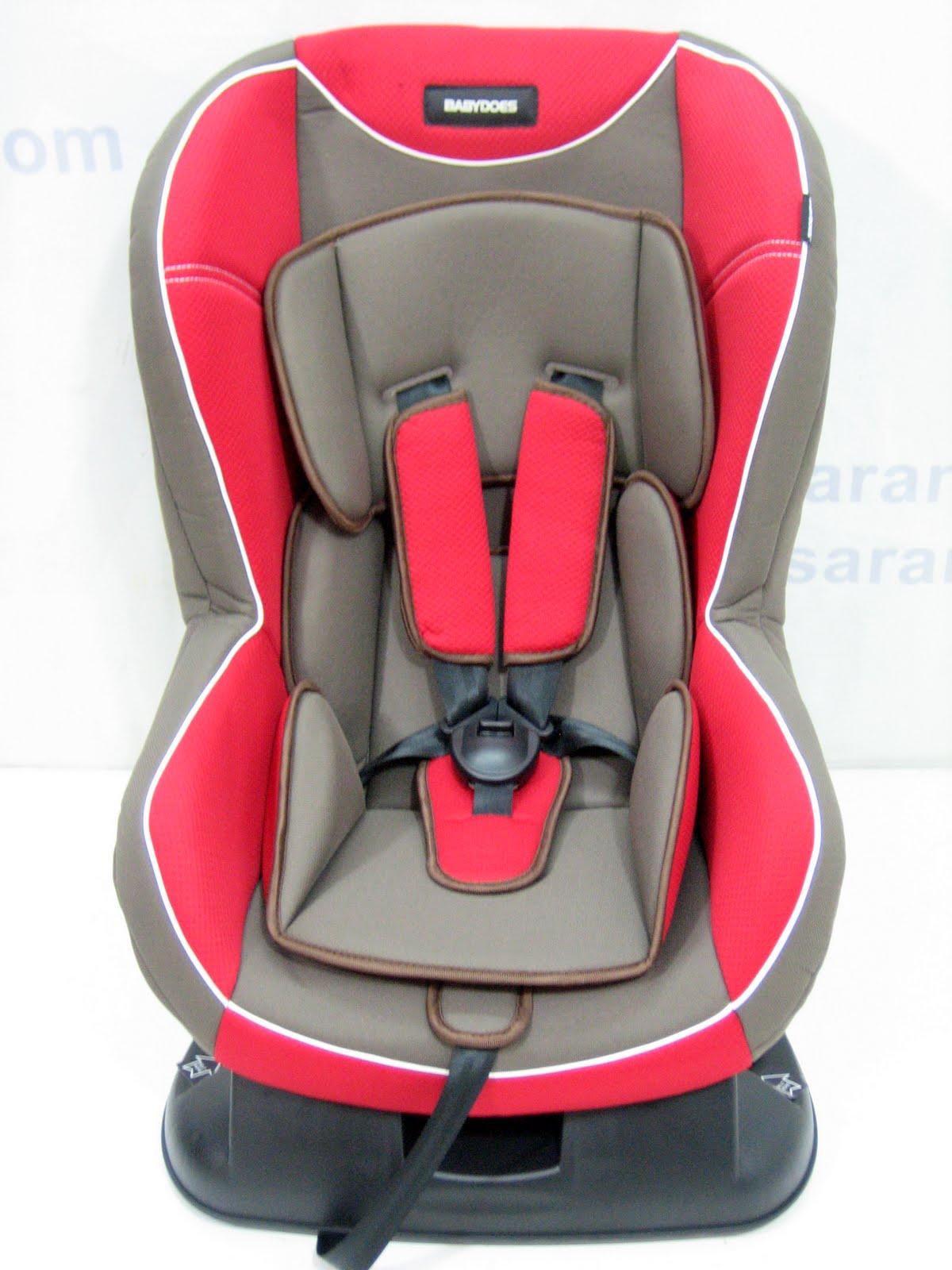 RENTAL BABY CAR SEAT / STROLLER