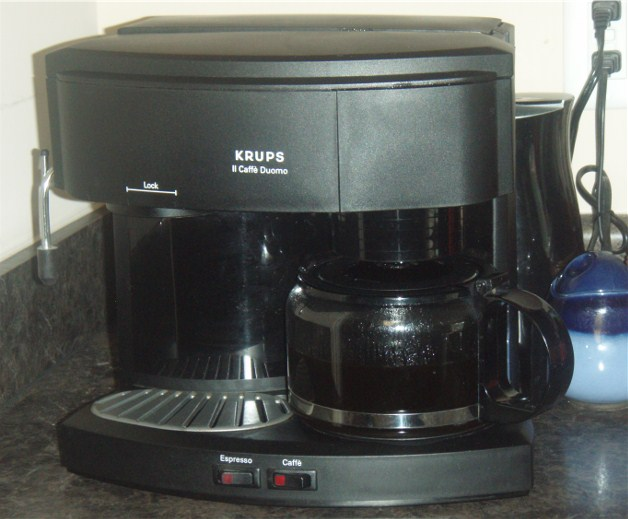 Coffee With Games: Meet Our Coffee Maker - Krups