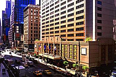 Conveniently Near The Airport In Heart Of New York City And Just Steps Away From Gershwin Theatre Rockefeller Center Ed Sullivan Theater