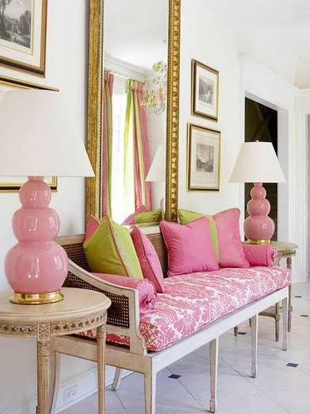 Aesthetic oiseau april 2012 for How to decorate a pink bedroom