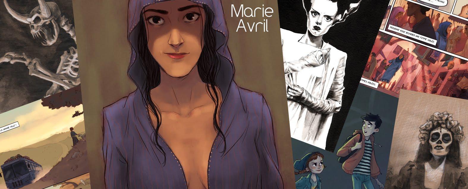 Marie Avril