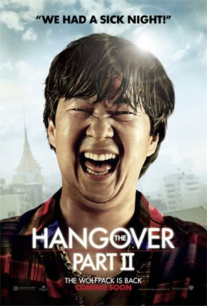 the hangover 2 poster. new hangover 2 poster.