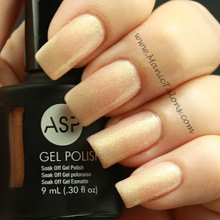 Golden Opportunity Swatch