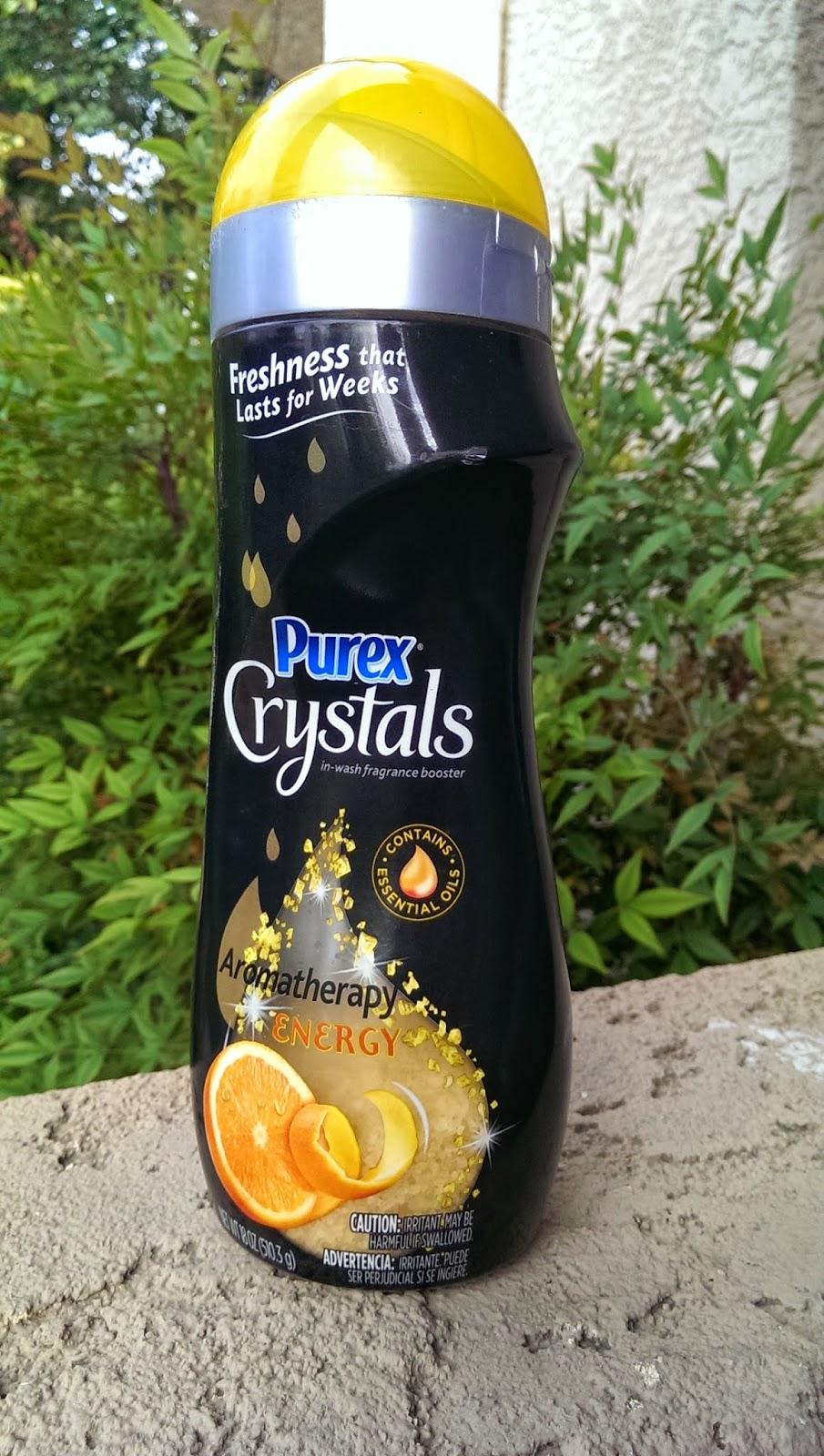 laundry%2Bcrystals Purex Crystals Aromatherapy Review