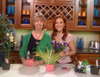 Jeannie Hanson and Melissa Paul on Sac and Co