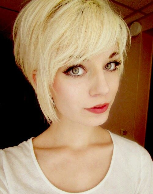 Awesome Pixie Haircuts For Blondes