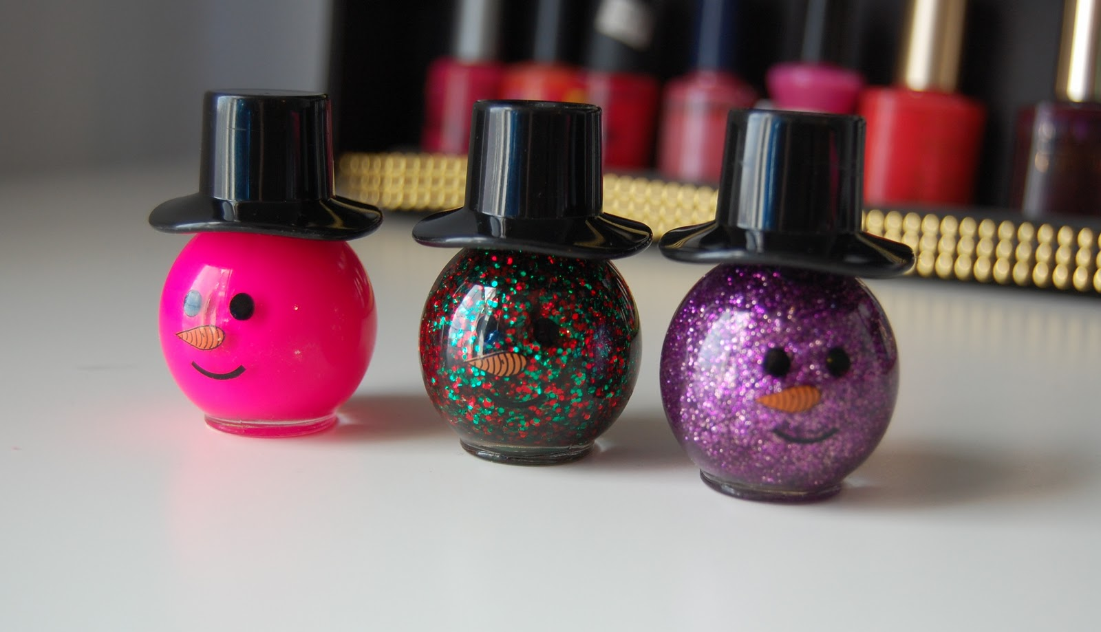many colors are there in nail polish