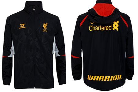 Jual Jaket Liverpool Home Away