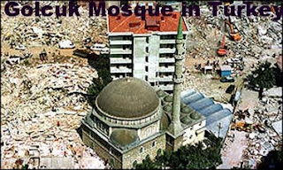 Masjid Unaffected by Earthquake in Turkey1