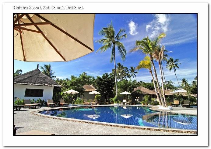 Hutcha Resort, Koh Samui - Thailand