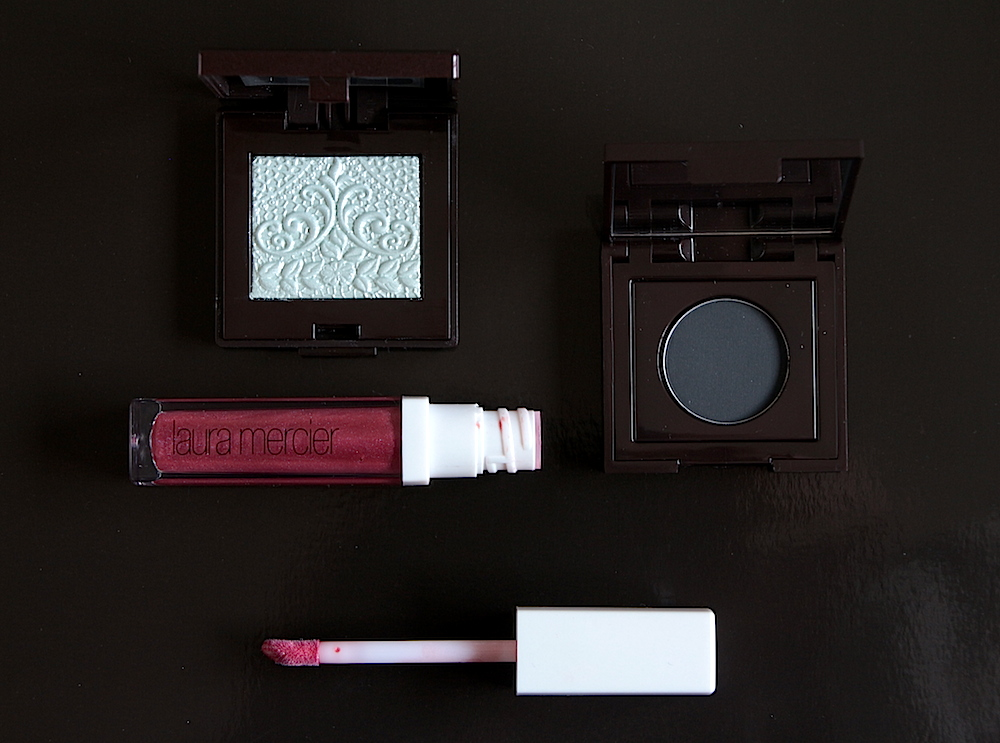 laura mercier collection noel 2013 white magic avis test swatch