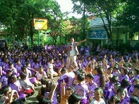 Dongeng di Hari Pendidikkan Nasional.