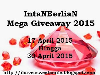IntaNBerliaN Mega Giveaway 2015