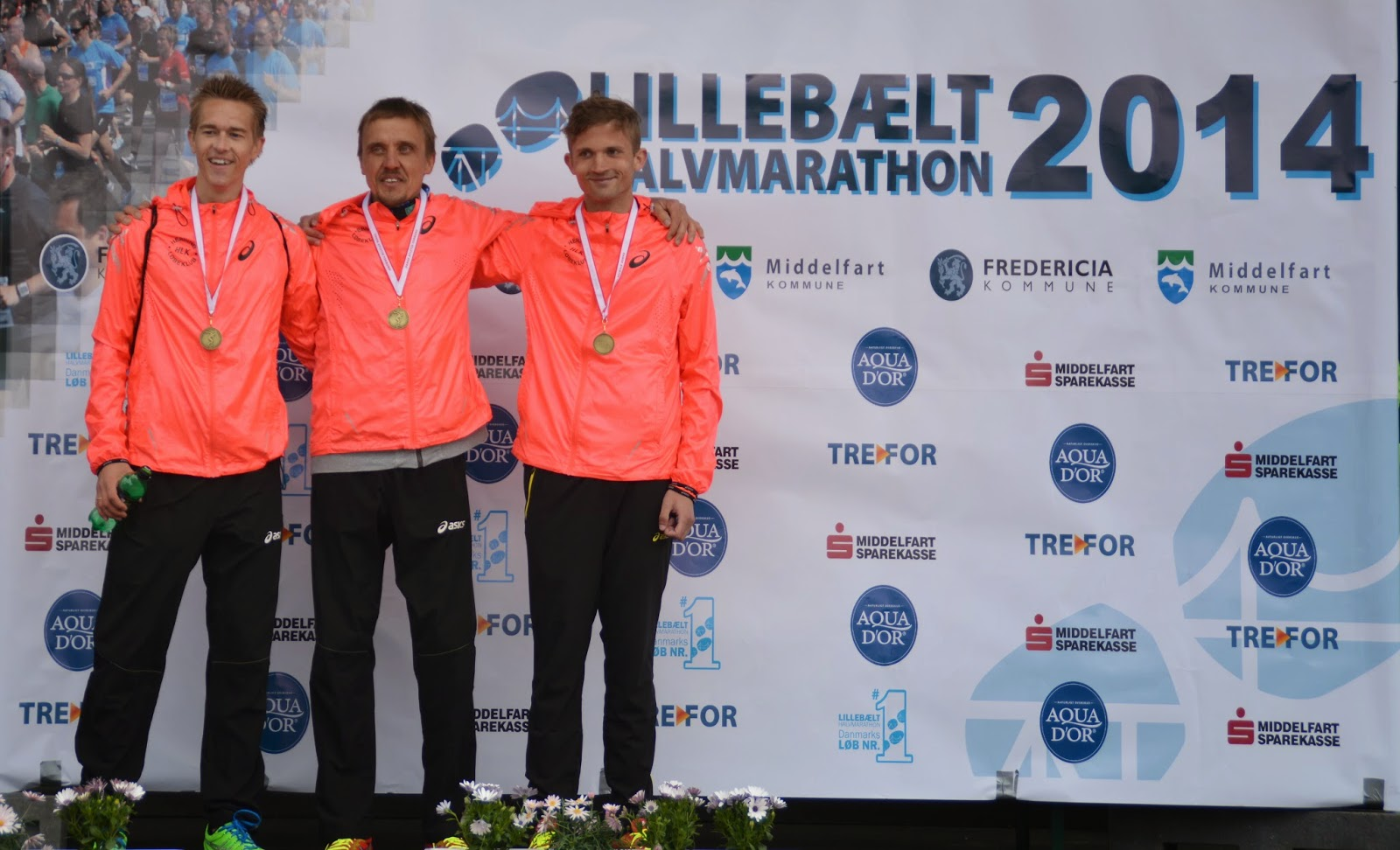 lillebælt halvmarathon 2014