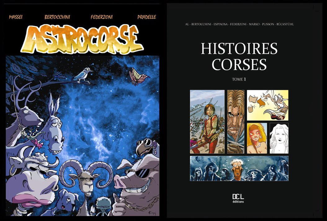 Astrocorse et Histoires corses (one shot)