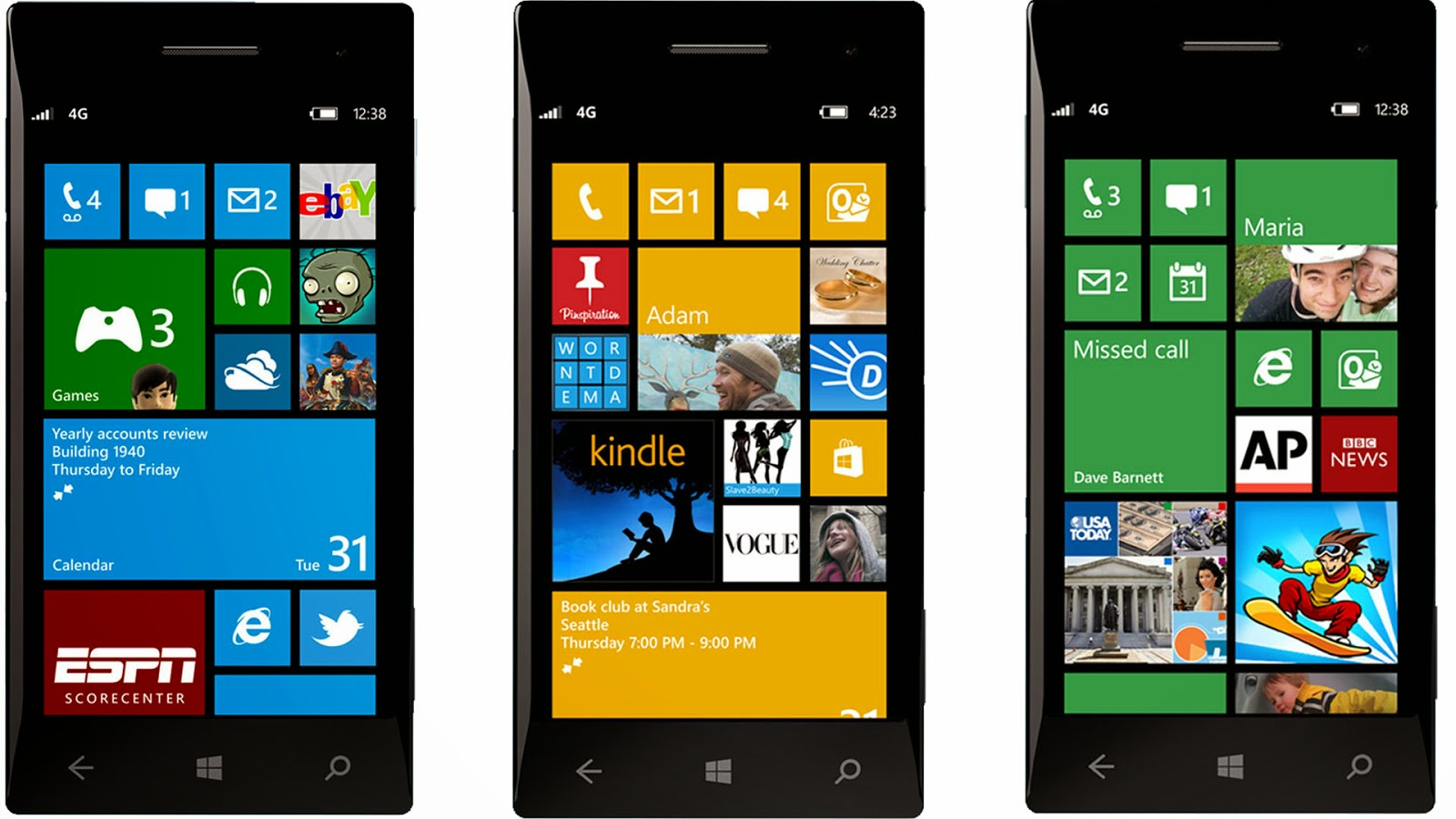 Microsoft says windows 10 updates will hit all lumia windows phone 8