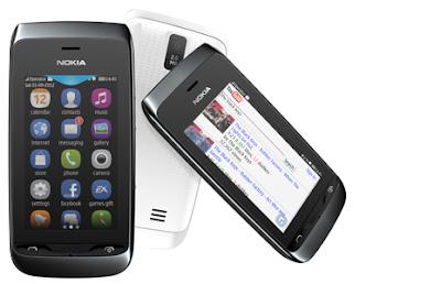 Nokia Asha 309: 2 MP Camera