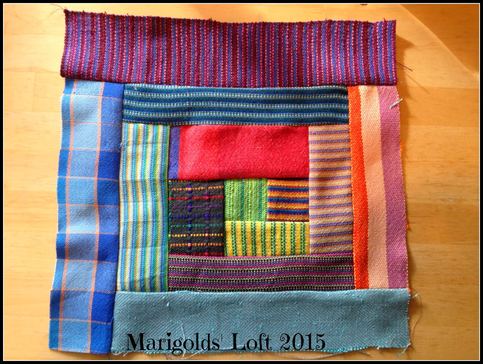 Handwoven cloth