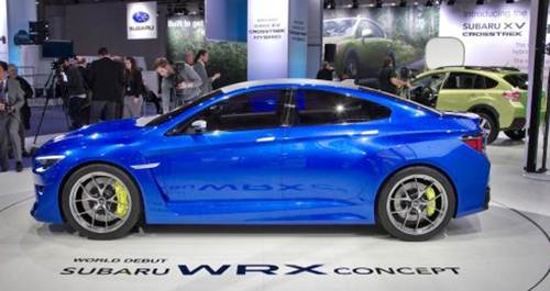 2016 Subaru WRX STI Specs 060 Canada  Car Motor Release