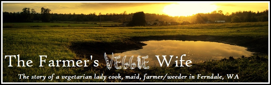 The Farmer's Veggie Wife