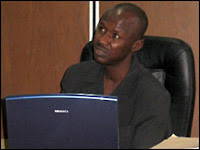 Ibrahim Magun the acting EFCC chairmain