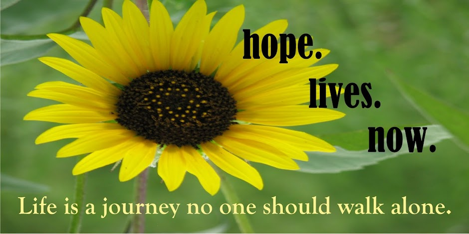 Hope Lives Now!