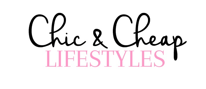 Chic and Cheap Lifestyles