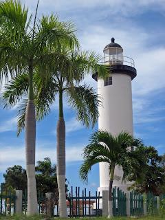 Faro de Rincon - Puerto Rico