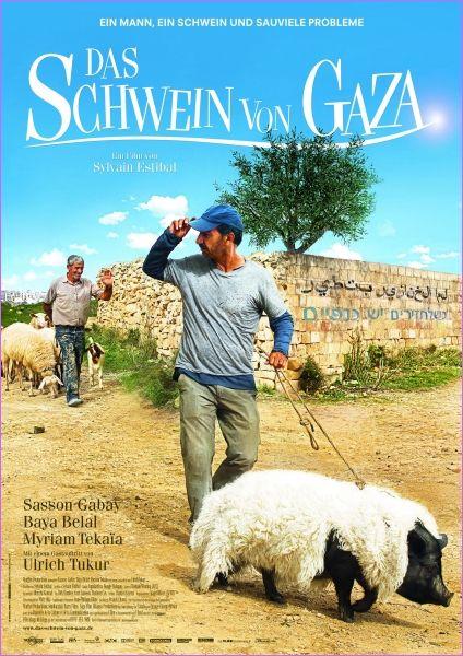 Das Schwein von Gaza