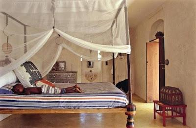 interior casa africana