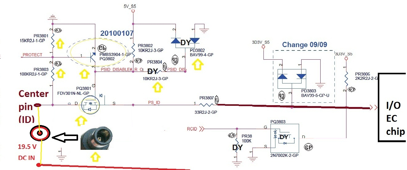 Dell Laptop Power Supply Schematic - Dolgular.com