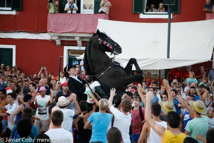 FESTES DE SANT JAUME • ES CASTELL