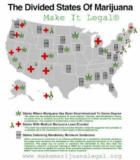 States with pending Medical Marijuana Legislation