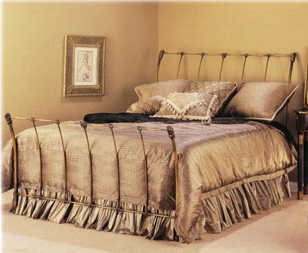 Mi casa mi hogar camas matrimoniales en hierro forjado - Colgadores de hierro forjado ...