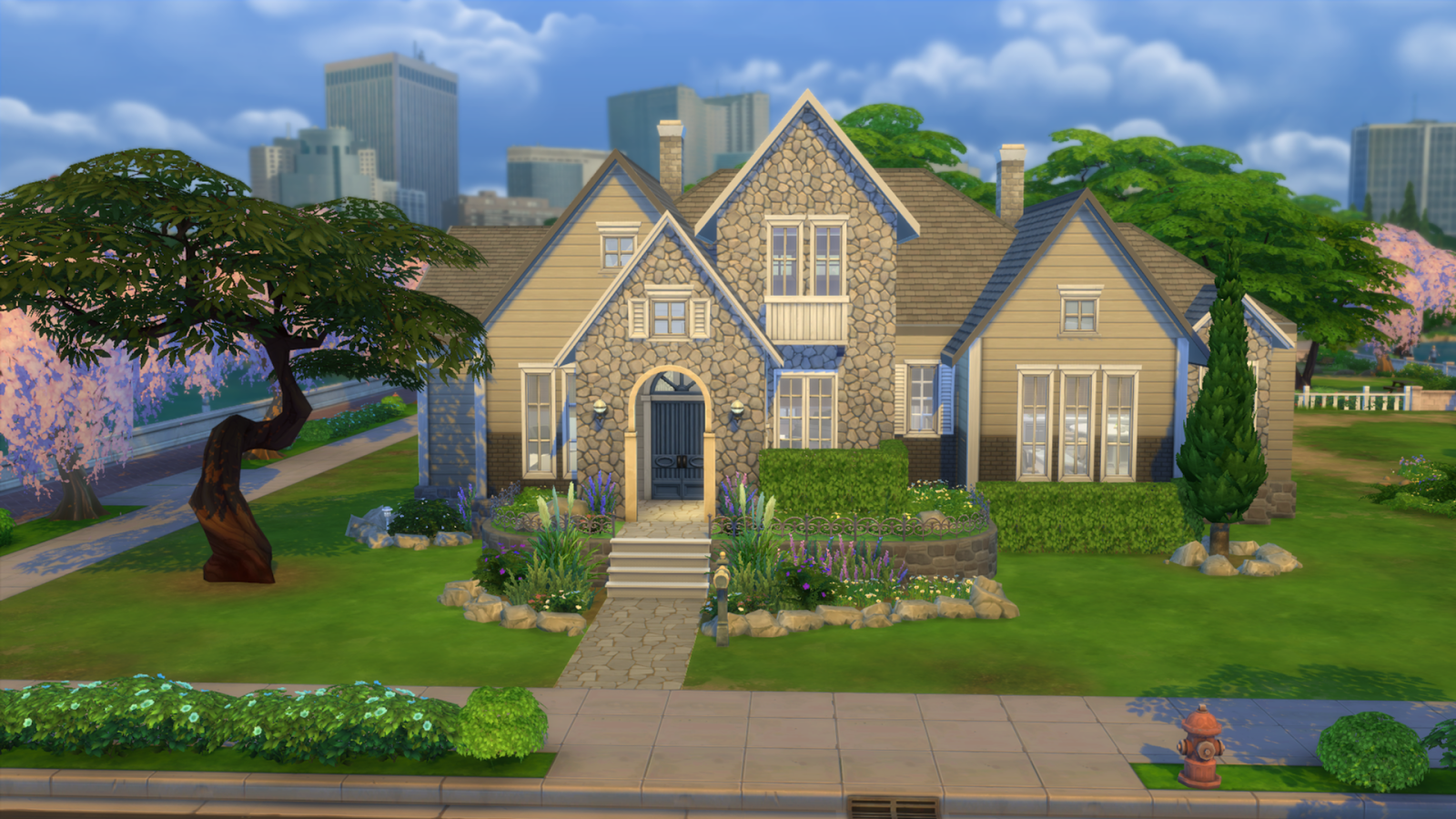 Simply ruthless legacy family home for A family house