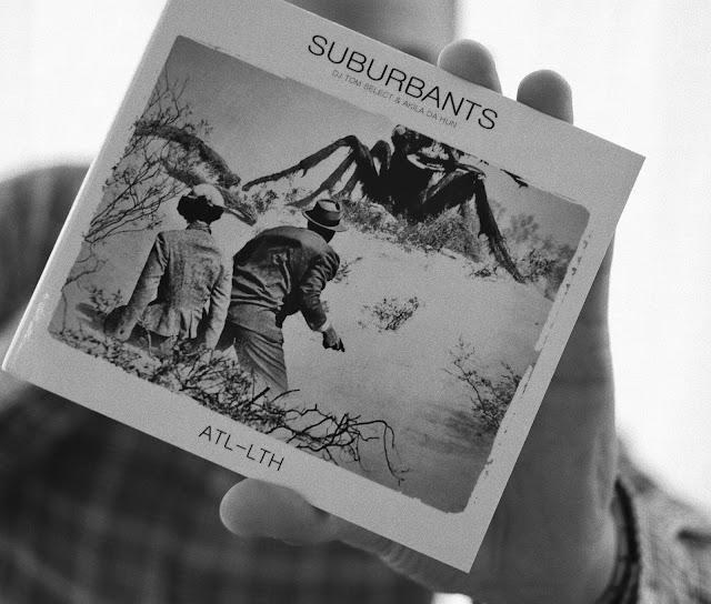 Suburbants - ATL-LTH EP | Full EP Stream