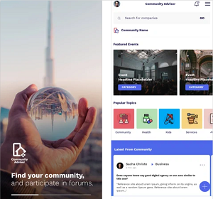 Social App of the Week - Community Advisor