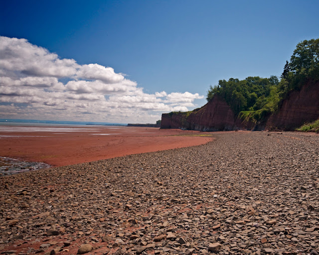 Bay of Fundy Nova Scotia - Canada