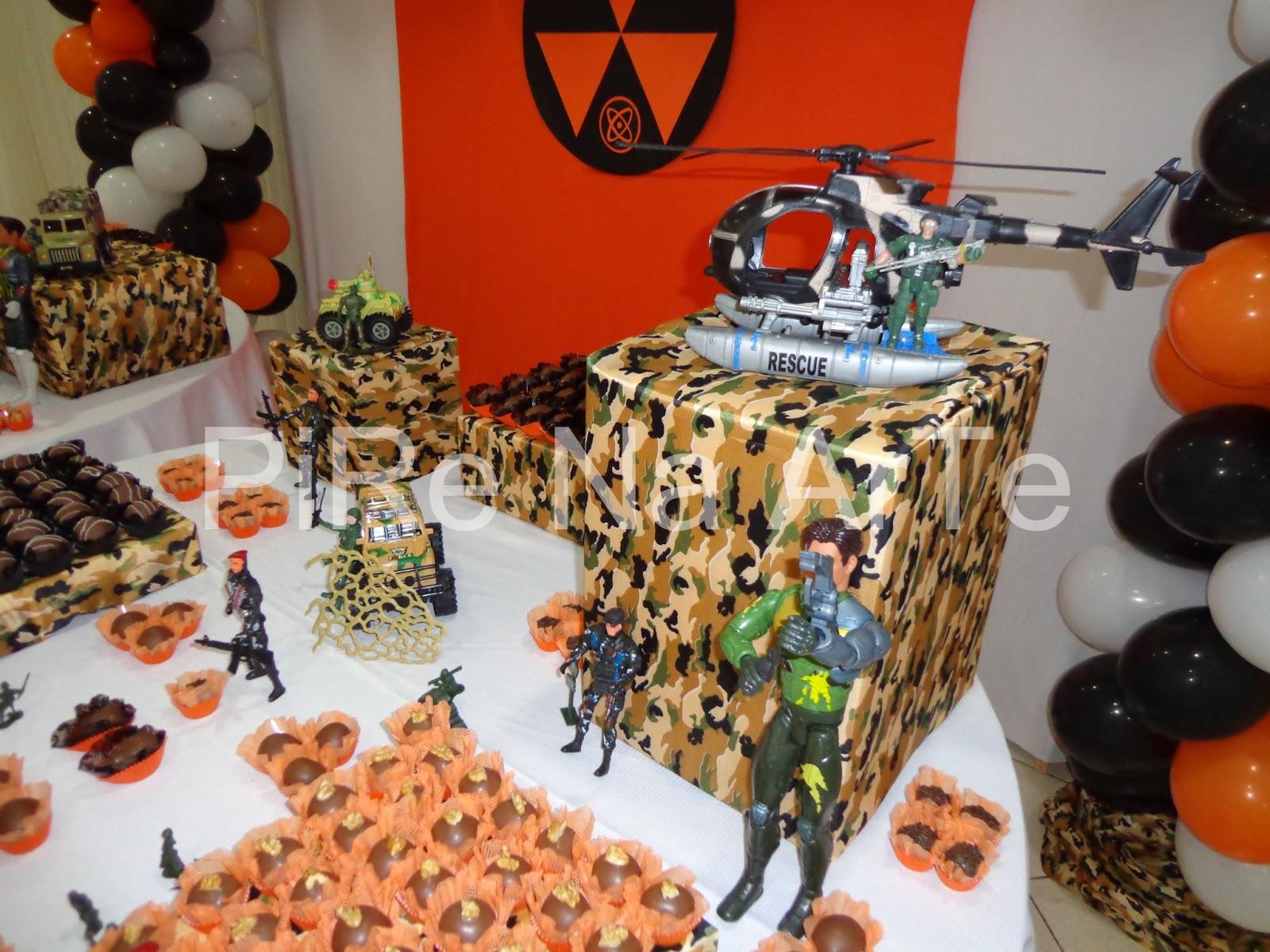 "decoracao festa zumbi:PiRe Na ArTe"": Festa ""Call of Duty: Black Ops II"""