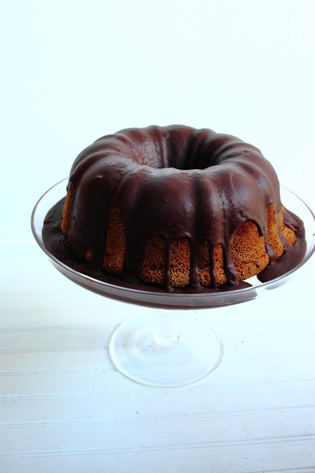 Old Fashioned Chocolate Cake - The Kitchen Magpie 82