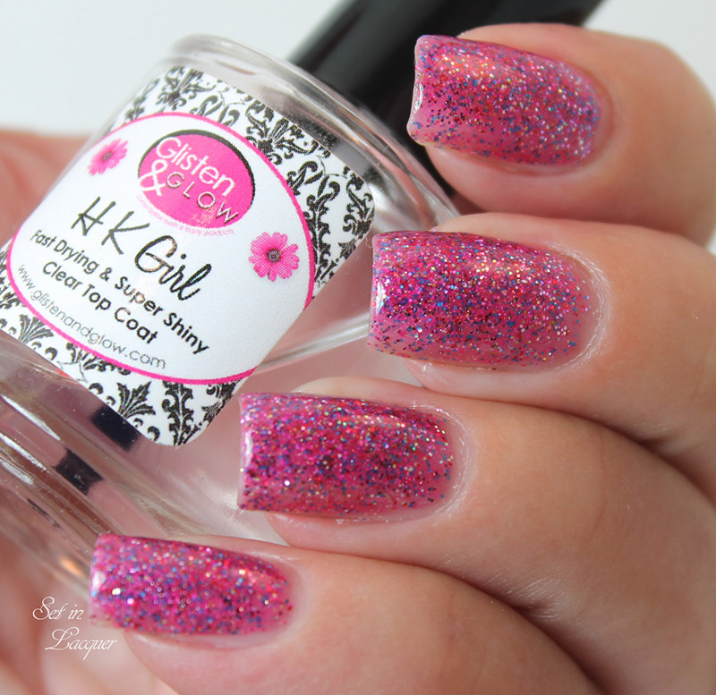 At the Door @ 54 with HK Girl top coat