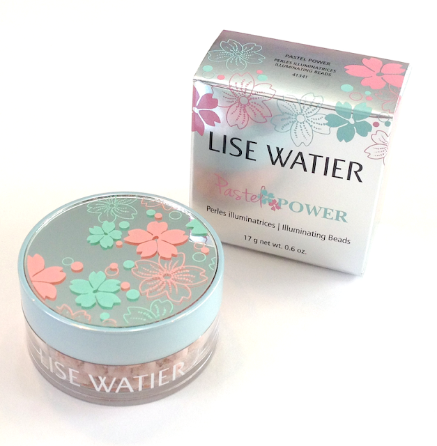 Lise Watier Pastel Power Illuminating Beads Spring 2013